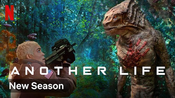 Another Life on Netflix UK