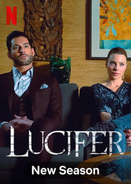 Lucifer on Netflix UK